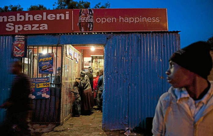 SA's spaza shops bring in around $705-million a year