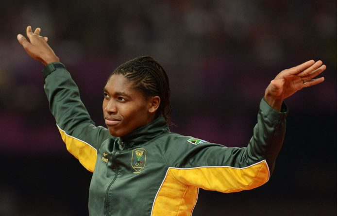 South Africa's London Olympic Games team is expected to return home to a hero's welcome on Tuesday morning.