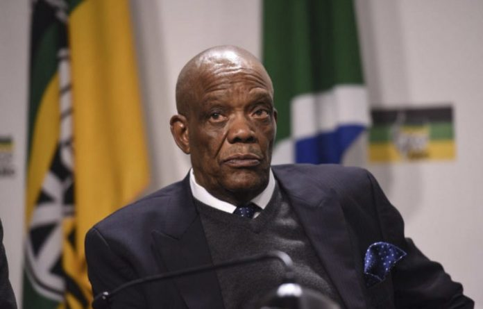 Skills first: Job Mokgoro has been elected premier of the embattled North West.