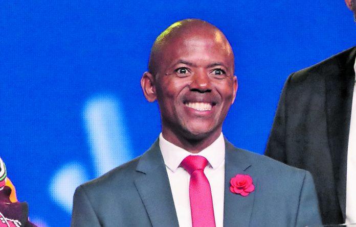 Marcus Thobya Matsebane
