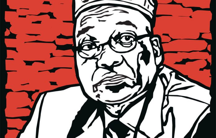 The OR Tambo election marks one of the first proper signs of the challenge faced by President Jacob Zuma.