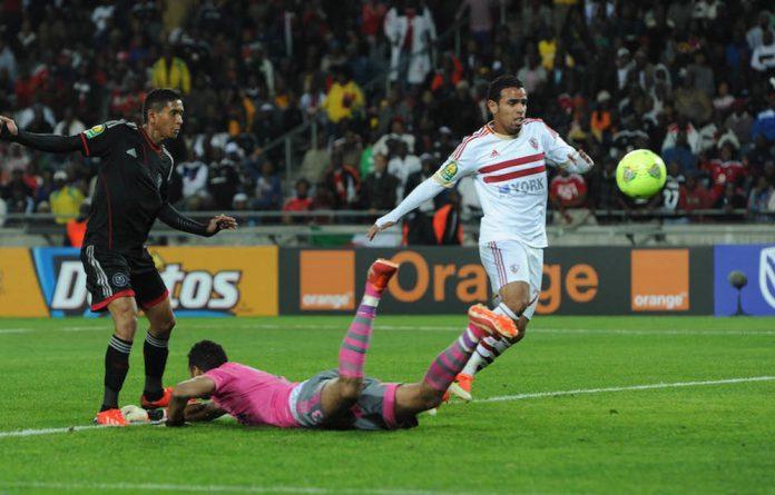 Pirates will play Zamalek again in a fortnight.