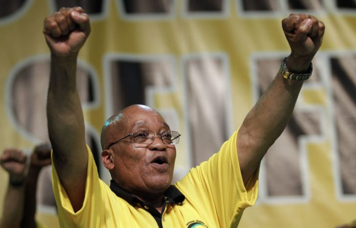 All branches of the ANC in KwaZulu-Natal have nominated Jacob Zuma for presidency and Gwede Mantashe for general secretary of the ANC.