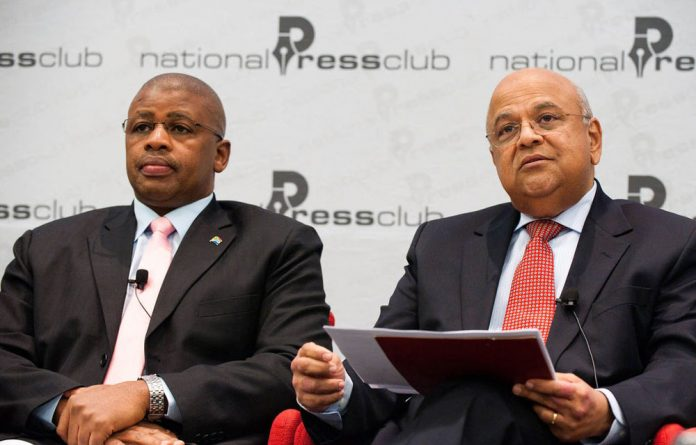 Terence Nombembe said there were errors in information about finances