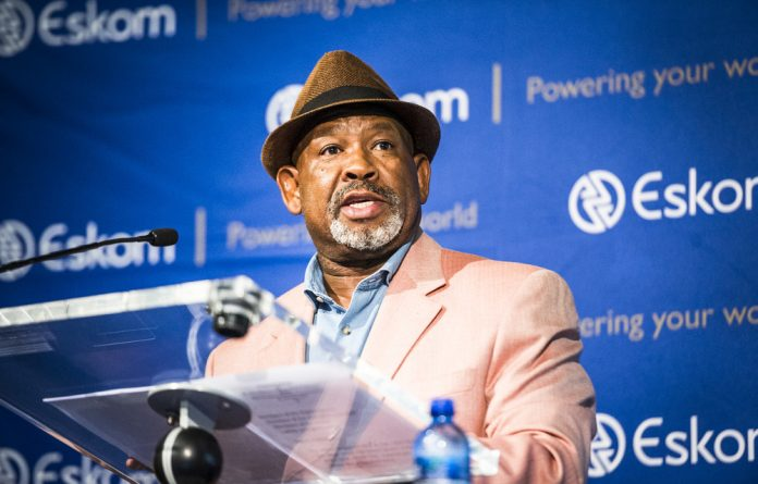 Eskom board chair Jabu Mabuza testified before the state capture commission on Friday.