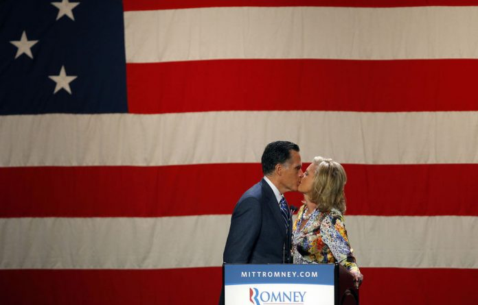 Romney looks to first presidential debate as a way of hauling his campaign back into contention