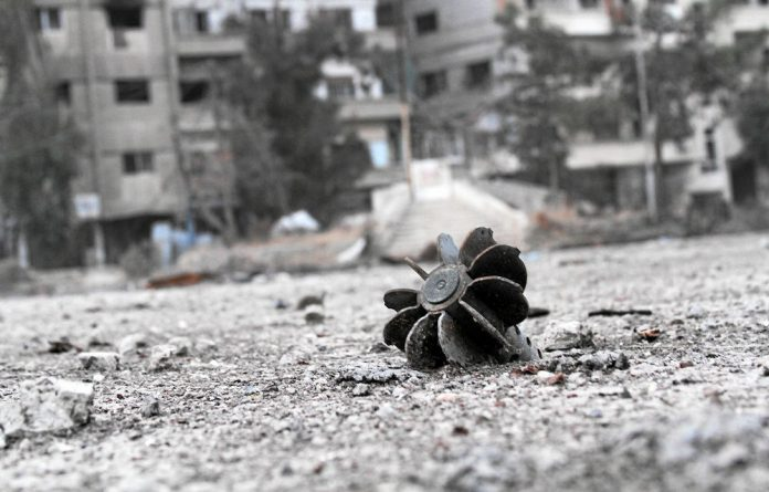 Bombshell: An estimated 50000 Syrian detainees remain unaccounted for.