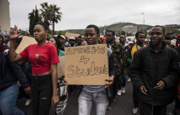 If #FeesMustFall activists are granted a presidential pardon