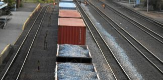 South Africa's coal exports have shot up since wage negotiations in the sector have raised the demand for the mineral.