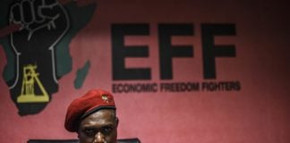 Lengthy legal process EFF secretary general Godrich Gardee said on Tuesday that the party's attorneys of record had not received notice from the sheriff of the court.