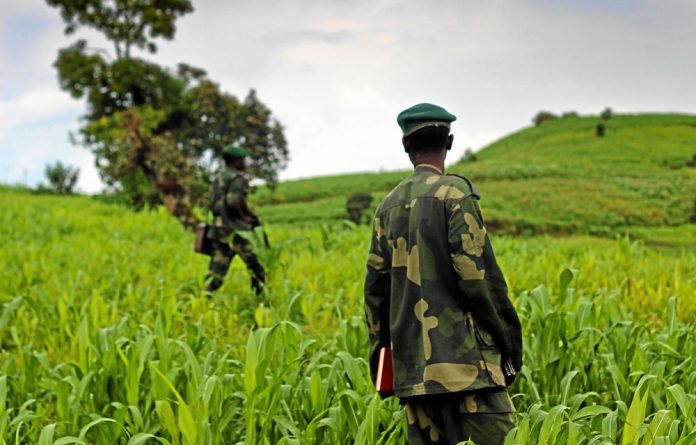 Neighbouring countries bolstered DRC rebels as they took over Goma