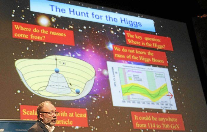 All about the Higgs: a presentation at the Australian Science Media Centre.