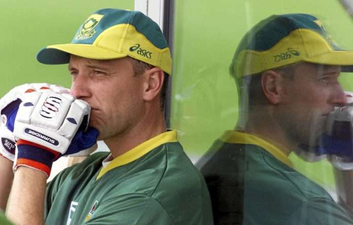 Allan Donald at the 1999 World Cup