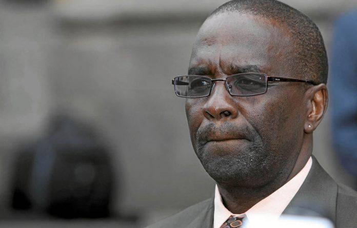 Kenya's chief justice Willy Mutunga.