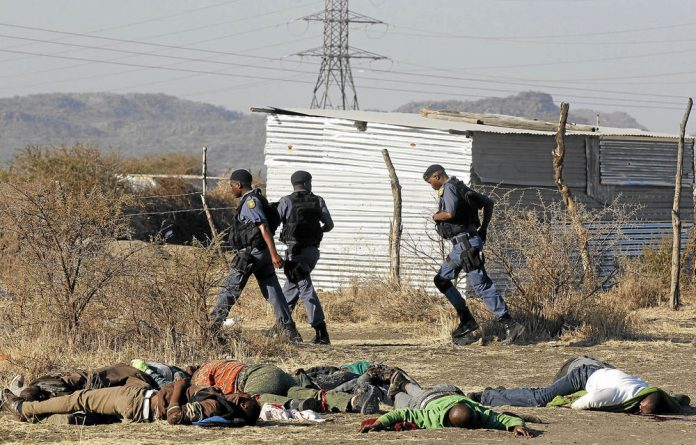 The North West health department has confirmed the death toll after Thursday's shooting at Lonmin mine to be at 25.
