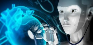 Artificial intelligence and machine learning can be used to interpret medical test results. Robots studying holographic hearts could cease to be merely a concept.