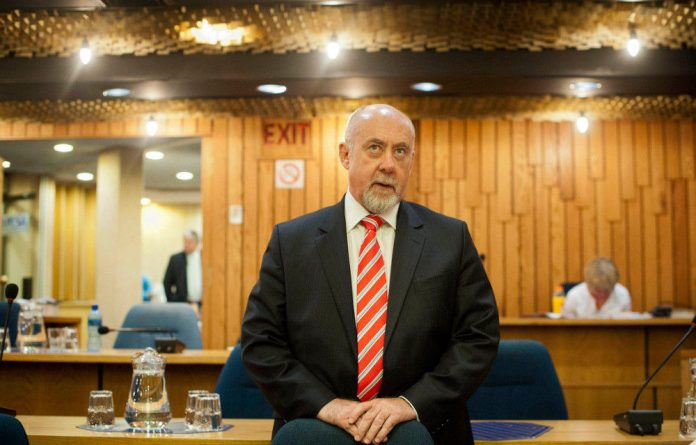 Cardiologist Wouter Basson was found guilty on four charges which include making cyanide capsules available