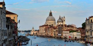 Venice hosts the Biennale