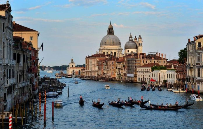 Venice hosts the Biennale