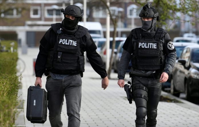 Dutch authorities said they were still investigating a likely terrorist motive for the shooting.