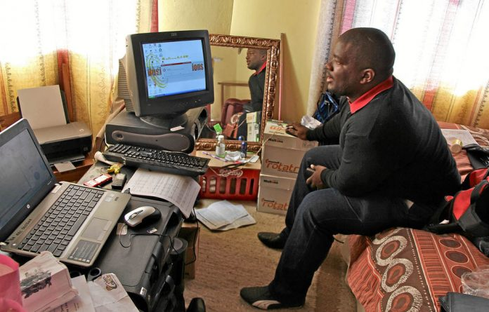 Zakes Ncanywa has returned to Peddie with big ideas to revolutionise the area.
