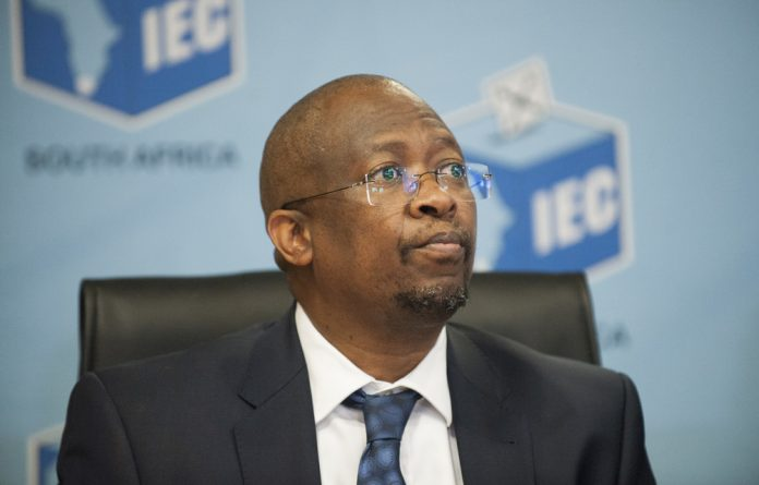 IEC chief electoral officer Sy Mamobolo on Wednesday told journalists the agency has interacted with Eskom on the matter.