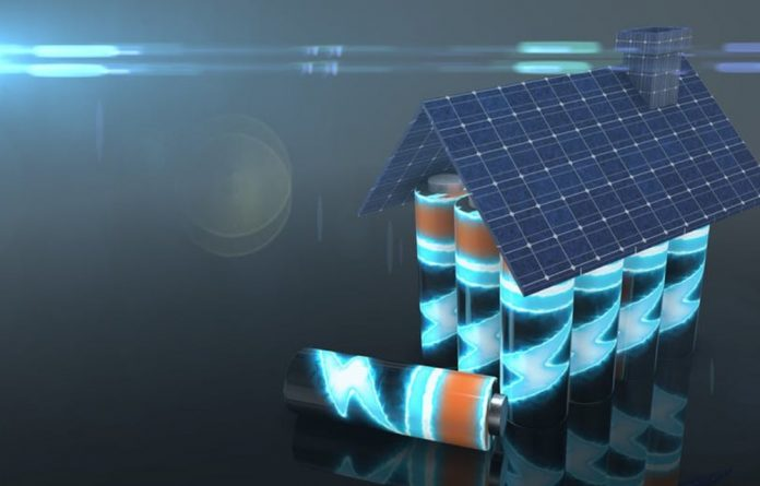 Lithium batteries offer renewable energy electricity power storage.