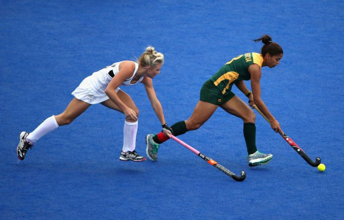 The South African women's hockey team is but one example of women working their hardest and fighting to be their best.