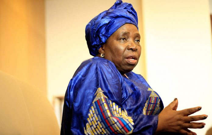 'Dlamini-Zuma's lobbyists are understood to have started meeting representatives of other candidates to consolidate leadership'