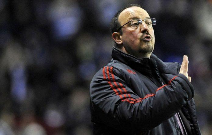 Rafael Benitez has been appointed as Chelsea's interim coach.