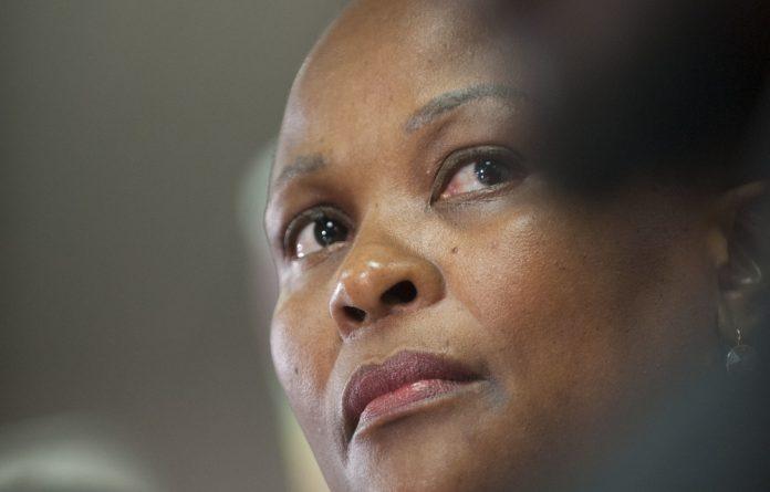 Mkhwebane has been accused of subpoenaing Gordhan without evidence