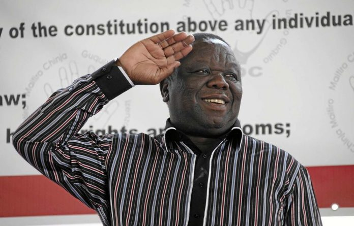 Zimbabwean Prime Minster Morgan Tsvangirai is tying the knot again despite a court case trying to prevent it.
