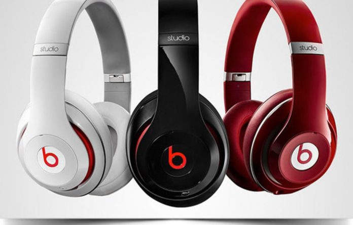 The Dr Dre Beats Studio headphones are lighter