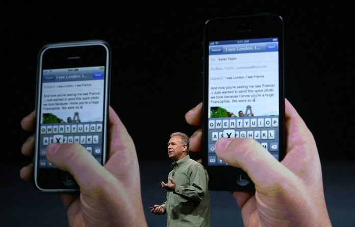 We suspend our ethics when Apple launches a new phone.