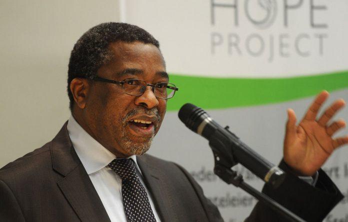 Moeletsi Mbeki.