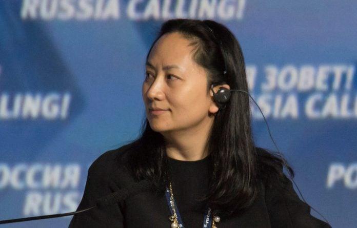 Meng — the daughter of Huawei founder Ren Zhengfei