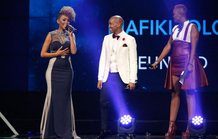 Mafikizolo at this year's Samas.