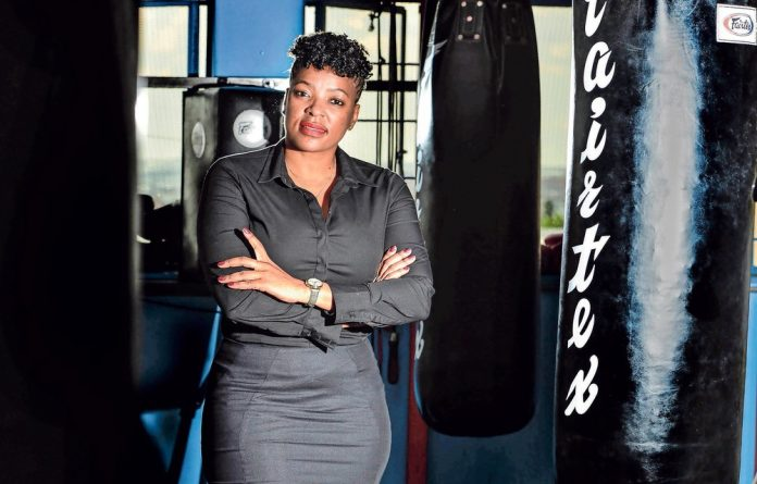 I was not made to break: Mbali 'Don Queen' Zantsi says a lot of women look up to her as a 'trailblazer and a pioneer' and she is determined to revive the glory of boxing in South Africa.