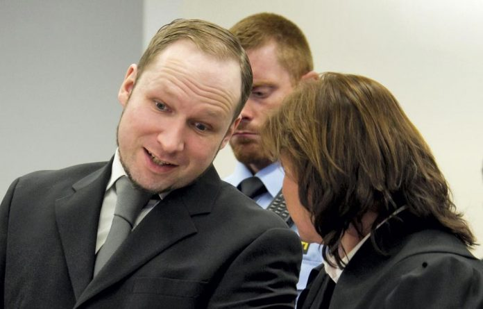 Breivik has admitted killing 77 people in the attacks that traumatised Norway and shocked the world.