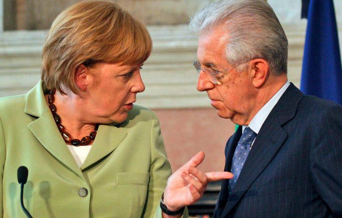 EU leaders have hailed a eurozone breakthrough