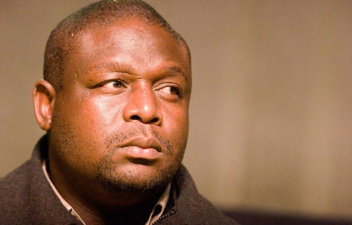 NYDA chief executive Steven Ngobeni