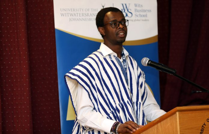 Wits Business School's academic director