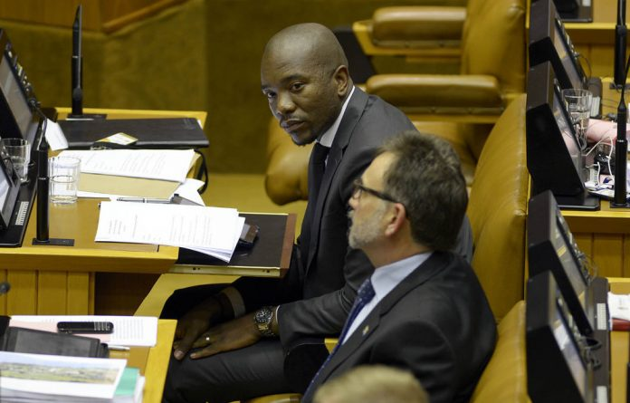 DA leader Mmusi Maimane said the party had now exhausted every possible avenue available to them in Parliament and they will now approach the courts.
