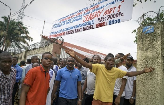 Anti-Joseph Kabila protesters left five people dead and scores injured in Kinshasa.