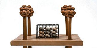 Peter Schütz's 'Landscape with Sheep'