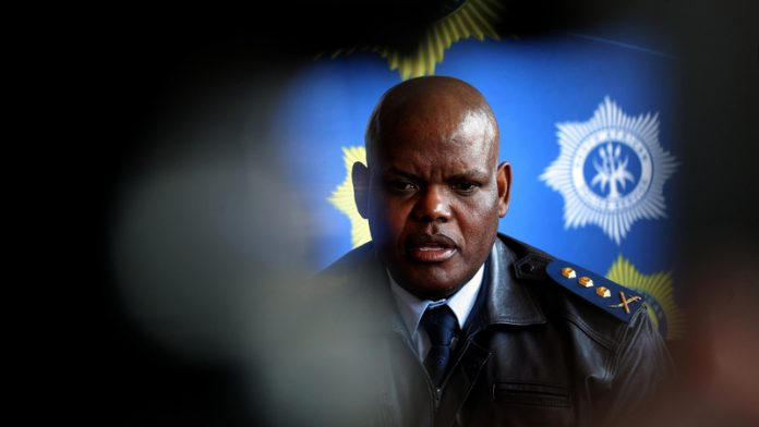 Phahlane arrested on new charges linked to R86m blue lights tender