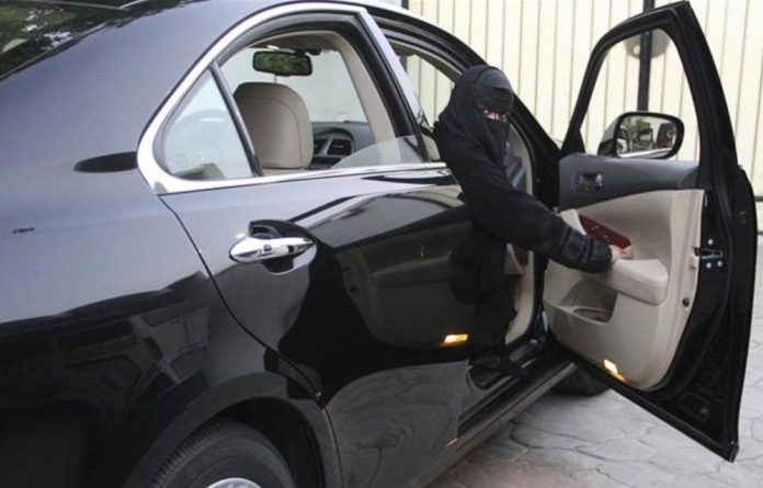 Although the government announced that it would terminate the ban on women driving