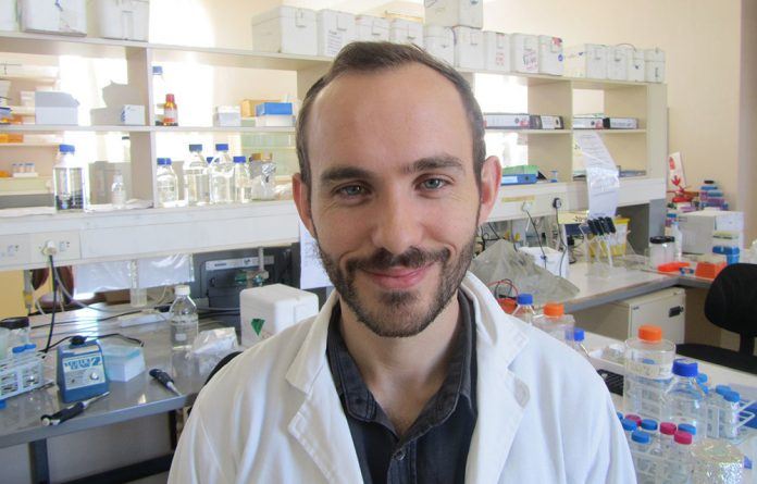 Dr Grant Theron is changing the fighting TB process