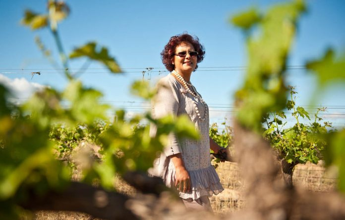 Vivian Kleynhans found it easier to get her wines stocked in a US subsidiary of Walmart than through the local wine industry.