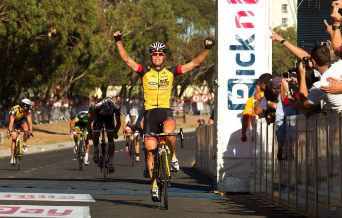 The 22-year-old Reinhardt Janse van Rensburg has been a prolific winner in the past few years